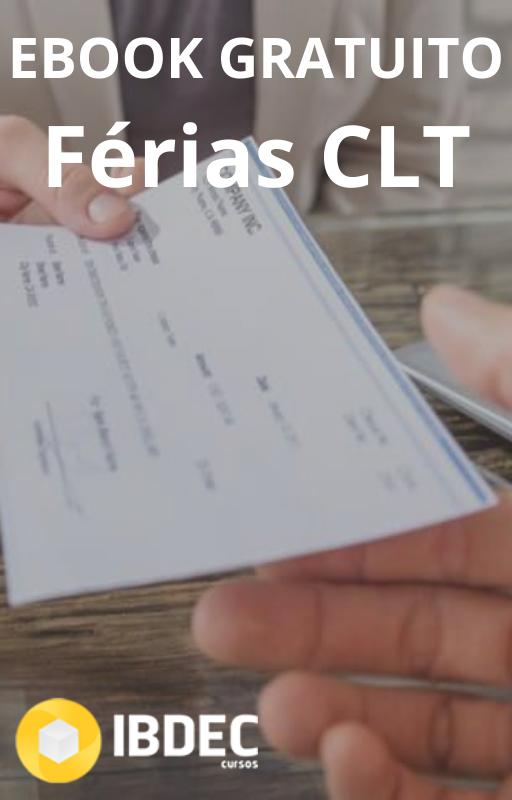 capa ebook - ferias clt