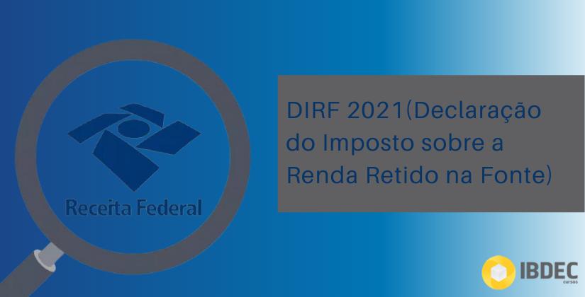 DIRF-2021